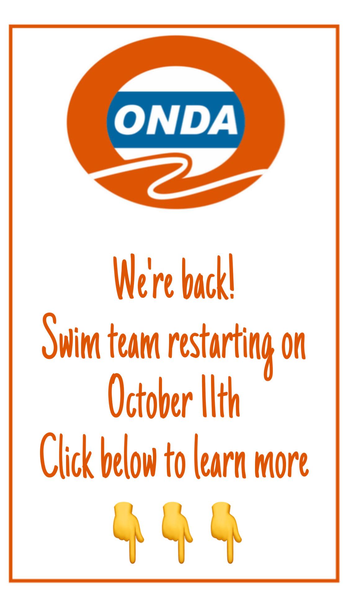 Oakland undercurrent swim team & swim school